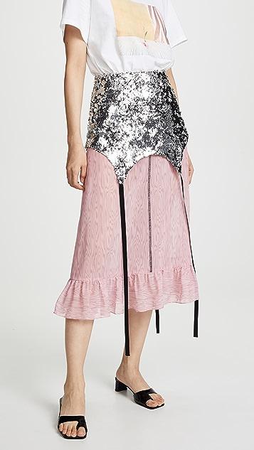 Sandy Liang Roid Skirt