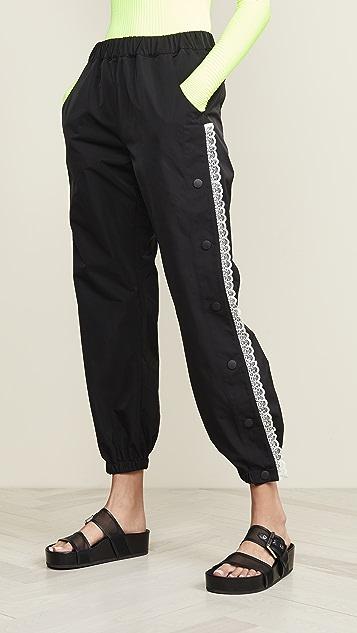 Sandy Liang Sonata Track Pants