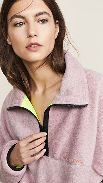 Sandy Liang Bean Pullover