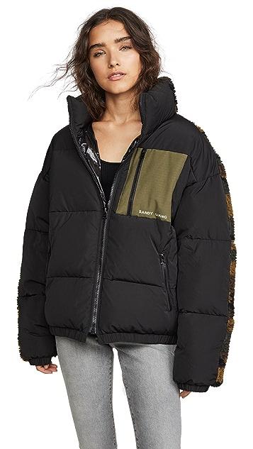 Sandy Liang Catan Puffer Jacket