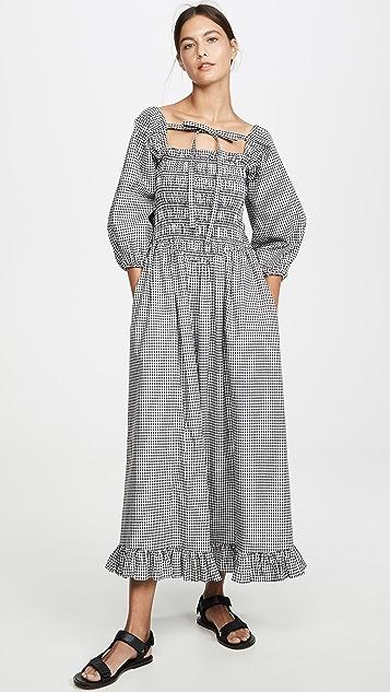 Sandy Liang Beeper Dress