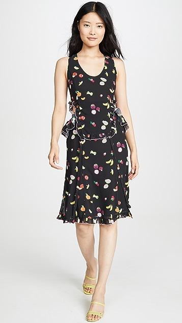 Sandy Liang Платье Guava