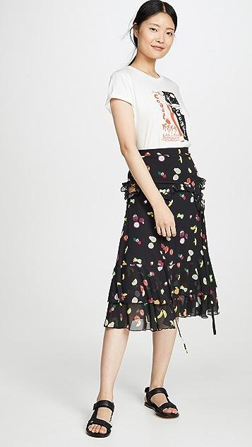Sandy Liang Chica 半身裙