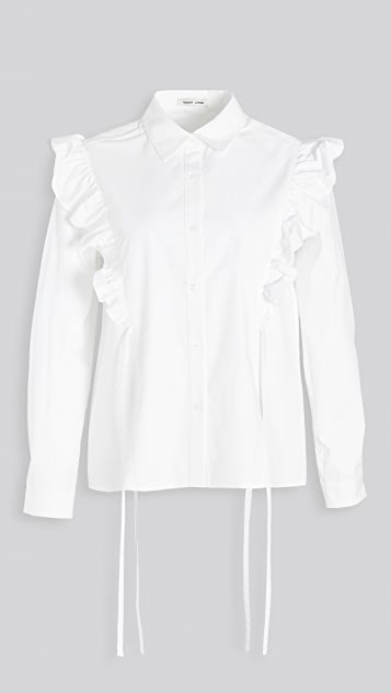 Sandy Liang Clip 上衣