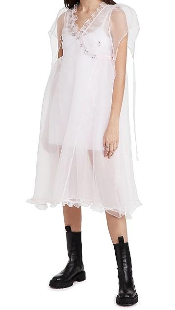 Sandy Liang Telly Dress