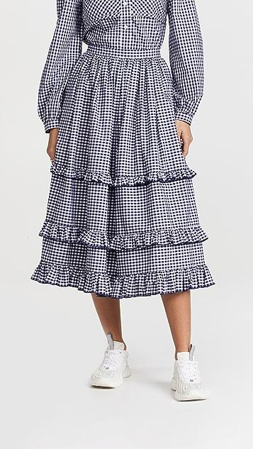 Sandy Liang Germs Skirt