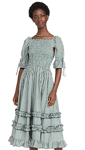 Sandy Liang Tamilton Dress