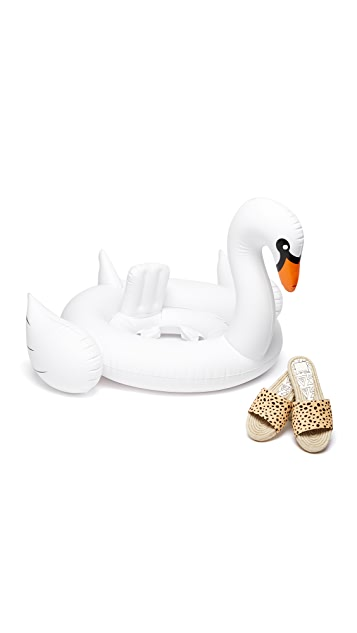 SunnyLife Baby Inflatable Swan