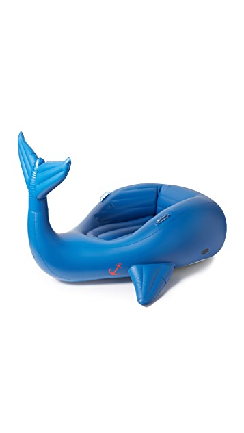 SunnyLife Inflatable Moby Dick Raft