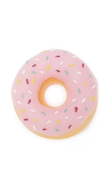 SunnyLife Donut Candle
