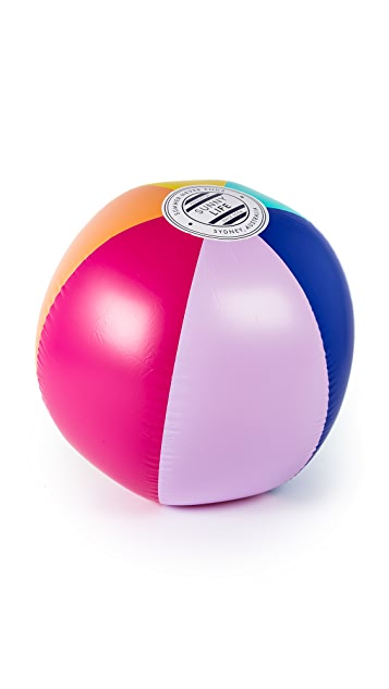 SunnyLife XL Havana Inflatable Beach Ball