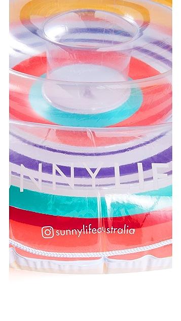 SunnyLife Havana Luxe Twin Round Float