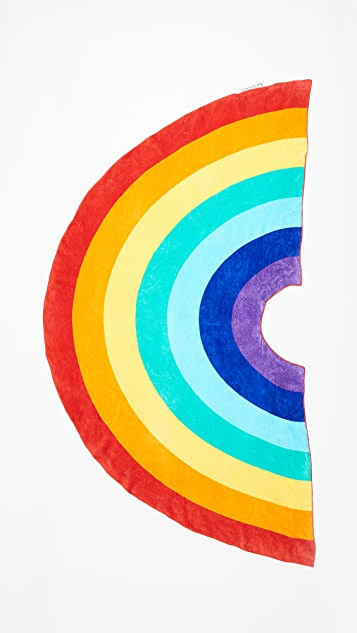 SunnyLife Rainbow Beach Towel