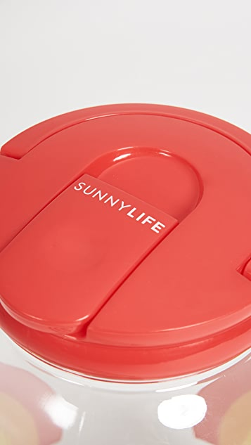 SunnyLife Drink Dispenser Party Kit
