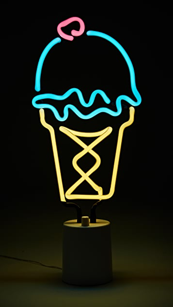 SunnyLife Ice Cream Neon Large Light