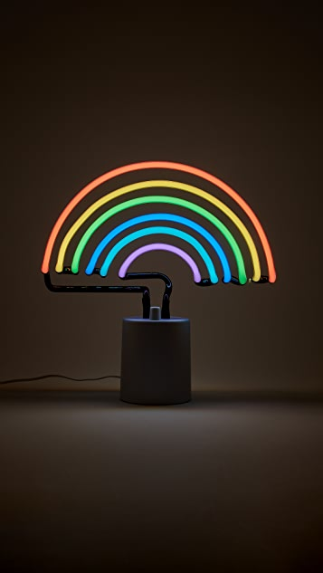 ... SunnyLife Neon Rainbow Large Light ...