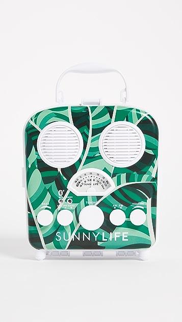 SunnyLife Banana Palm Beach Sounds