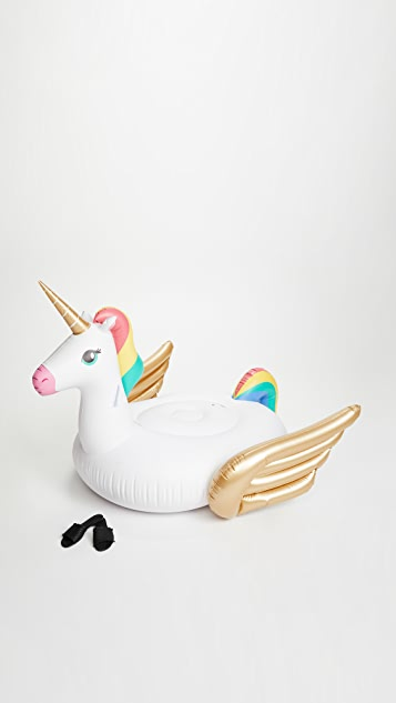 SunnyLife Luxe Ride On Unicorn Float