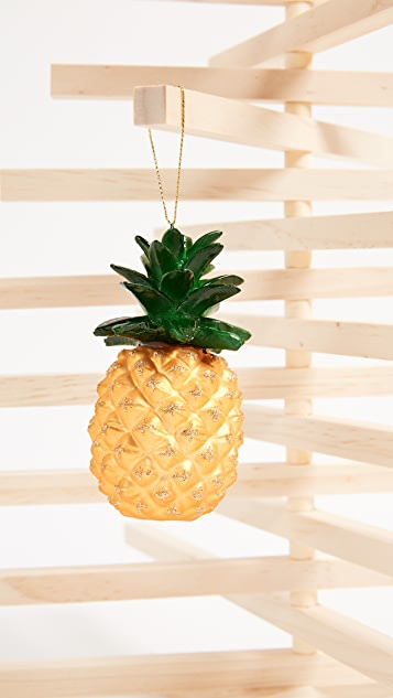 SunnyLife Pineapple Ornament