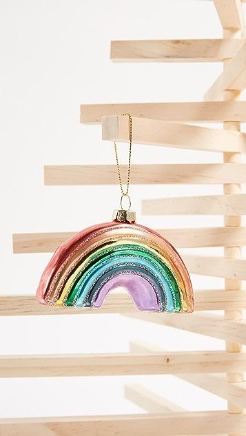 SunnyLife Rainbow Ornament