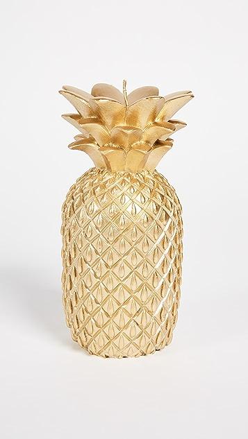 SunnyLife Pineapple Candle
