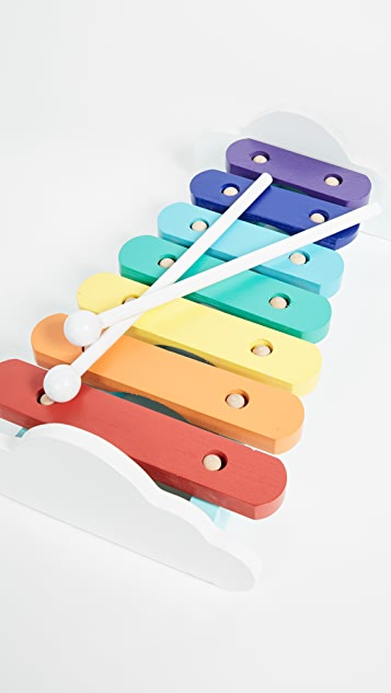 SunnyLife Rainbow Xylophone