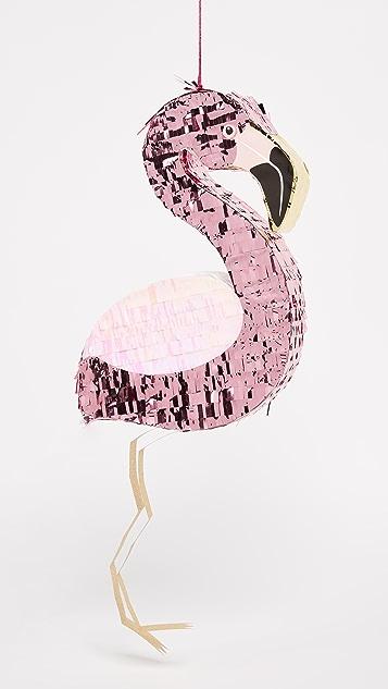 SunnyLife Flamingo Mini Piñata