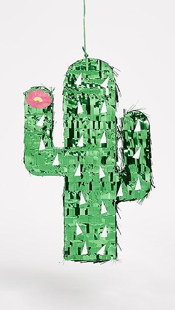 SunnyLife Cactus Mini Piñata