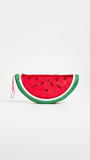 SunnyLife Watermelon Beach Clutch
