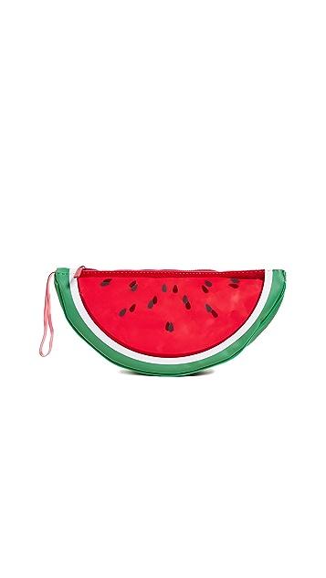 SunnyLife Watermelon Beach Clutch