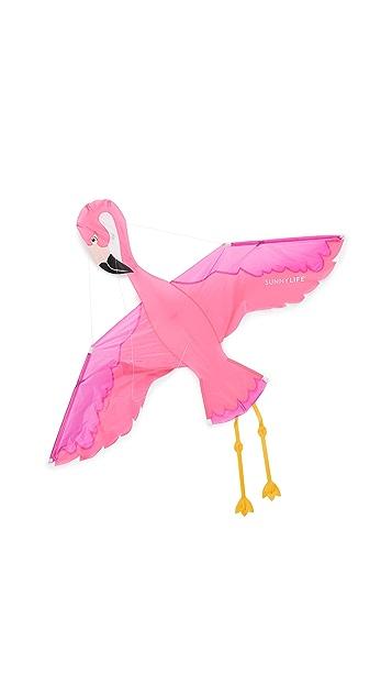 SunnyLife Воздушный змей в виде фламинго