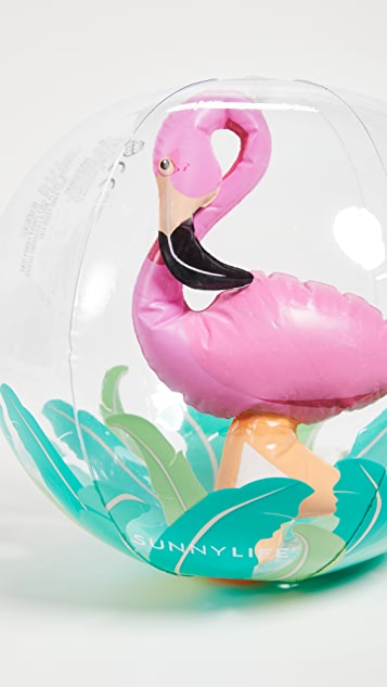 SunnyLife 3D Inflatable  Beach Ball