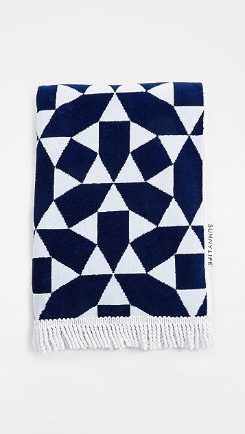 SunnyLife Luxe Andaman Towel