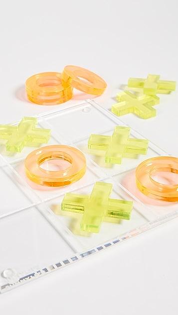 SunnyLife Tic Tac Toe Game