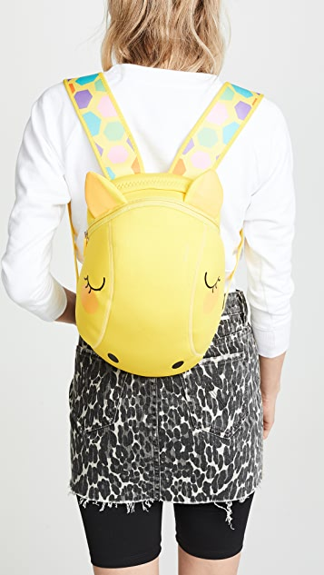 SunnyLife Kid's Giraffe Neoprene Back Pack