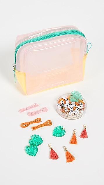 SunnyLife Kid's Sweet Lulu Monteverde DIY Bracelet Kit