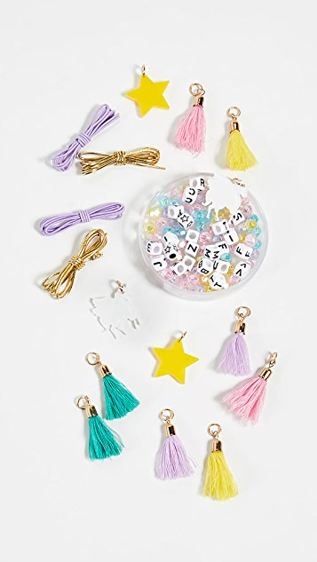 SunnyLife Kid's Wonderland DIY Bracelet Kit