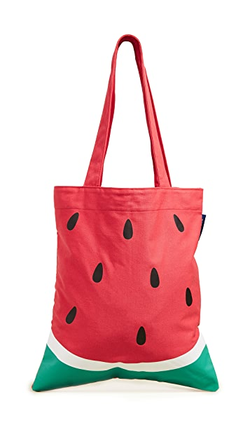SunnyLife Watermelon Tote Bag