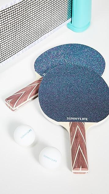 SunnyLife Play On Table Tennis