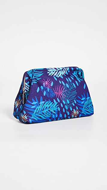 SunnyLife Large Makeup Pouch