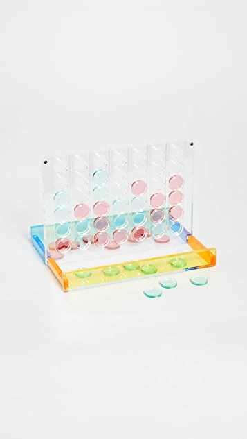 SunnyLife Lucite 4 In A Row