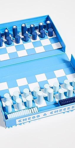 SunnyLife - 国际象棋和跳棋棋盘游戏