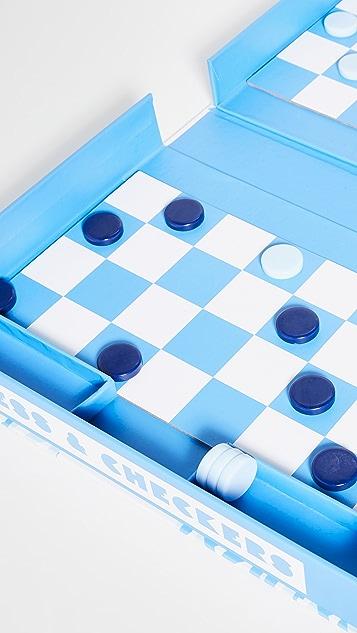 SunnyLife 国际象棋和跳棋棋盘游戏