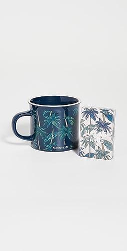 SunnyLife - Mug Set Cards