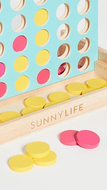 SunnyLife 4 个 1 排便携装
