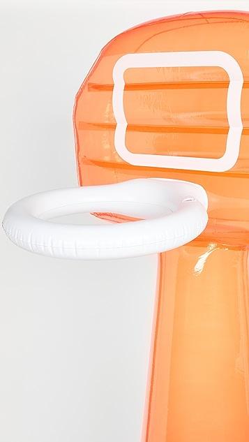 SunnyLife Mega 可充气篮球套装
