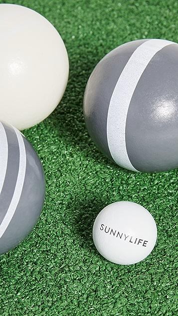 SunnyLife 地掷球 8 个套装