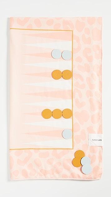 SunnyLife Summer Games Towel