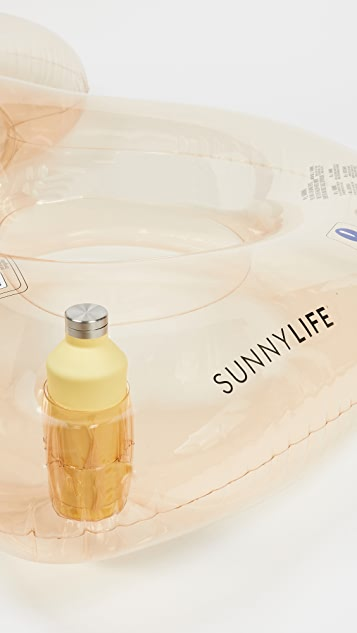 SunnyLife Plus One Lie On 猫眼泳池浮艇