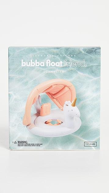 SunnyLife Bubba Float Friend Seahorse